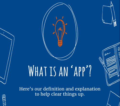what is an app apps exaplined